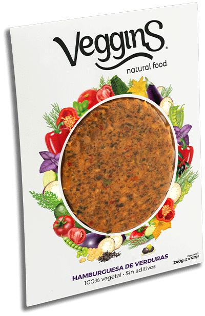 verduras sobre Veggins