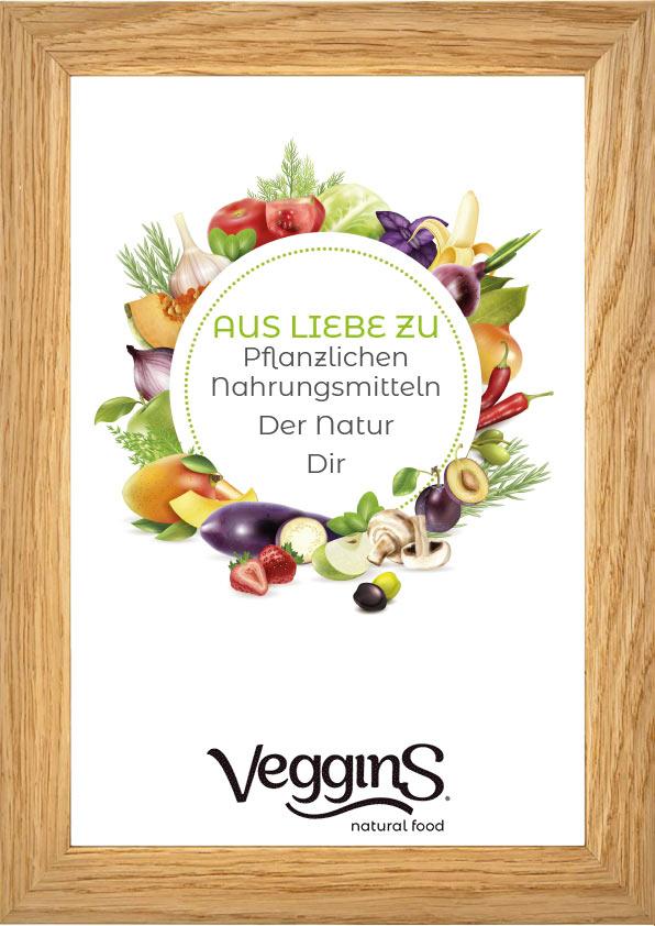 Una historia de amor por los alimentos vegetales